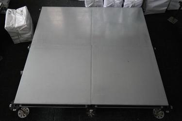 硫酸鈣網絡地板
